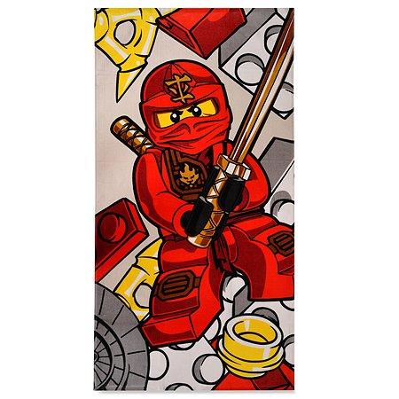 Полотенце LEGO Ninjago Kicking LEG174