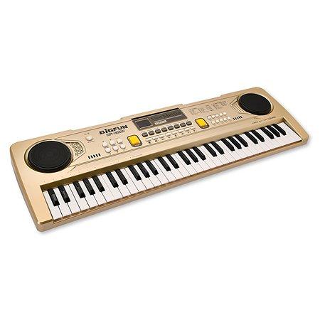 Синтезатор FRESH-TREND 61 клавиша ZY723960