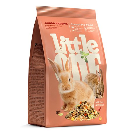 Корм для кроликов Little One молодых 400г 23030