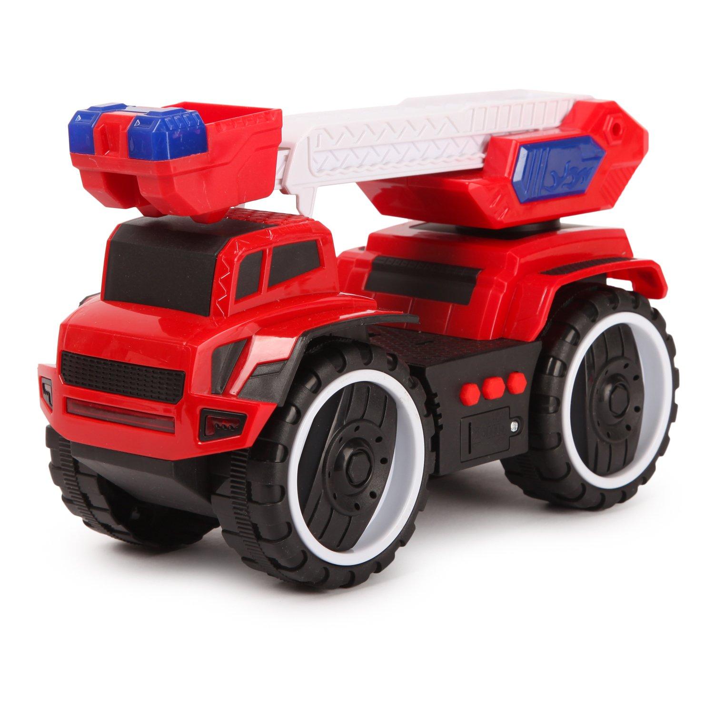 Машинка Mobicaro Пожарная фрикционная A5577-2