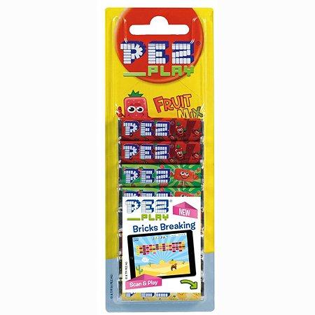 Конфета PEZ с фруктовым вкусом 68 г