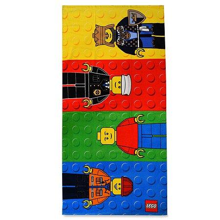 Полотенце LEGO Classic Minifigures LG3MFG
