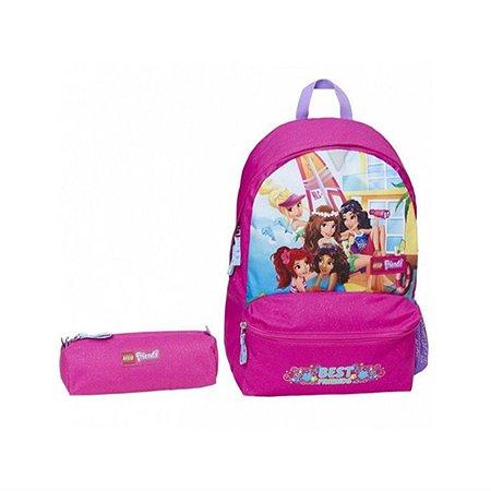 Набор LEGO Friends  рюкзак+пенал