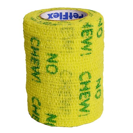 Бандаж для животных PetFlex No Chew с горьким вкусом 7.5см*4.5м