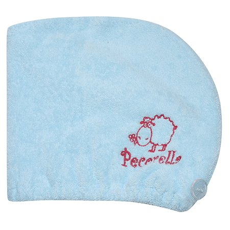 Полотенце-чалма Pecorella Голубой
