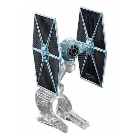 Машина Hot Wheels Star Wars Звездные корабли Tie Fighter DRX09