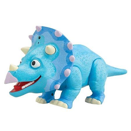 Тэнк Поезд динозавров 29 см.интерактивный