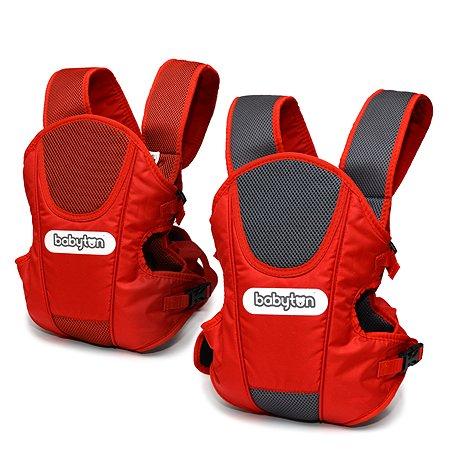 Рюкзак-переноска Babyton Wolke Красный