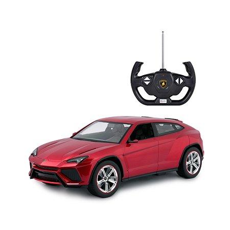 Машинка на радиоуправлении Rastar Lamborghini RUS 1:14 Красная