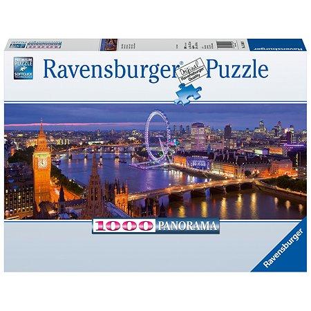 Пазл Ravensburger Лондон в ночи 1000элементов 15064