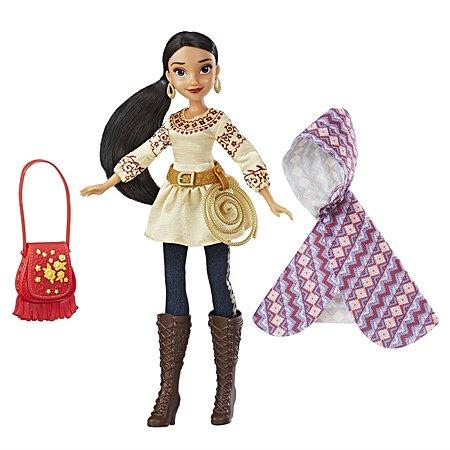 Кукла Princess Елена в наряде для приключений