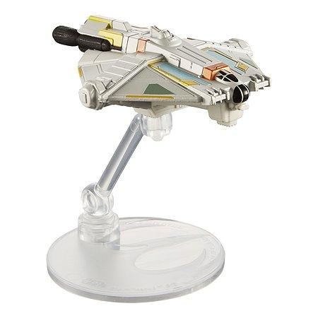 Звездолет Hot Wheels Star Wars Призрак DXX51