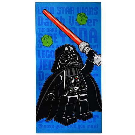 Полотенце LEGO SW Words Star Wars LG7WOD