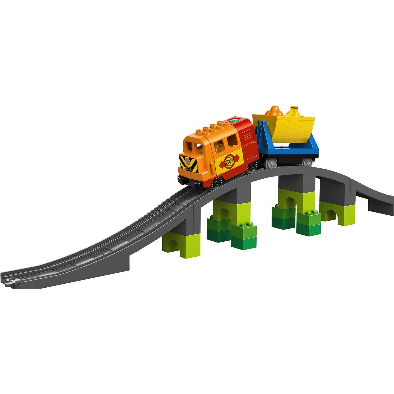 Конструктор lego duplo town большой поезд