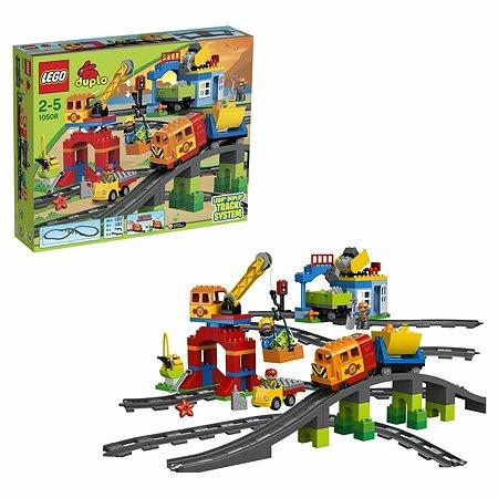 Конструктор LEGO DUPLO Town Большой поезд (10508)