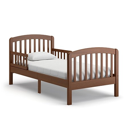 Кровать подростковая Nuovita Incanto Темный орех