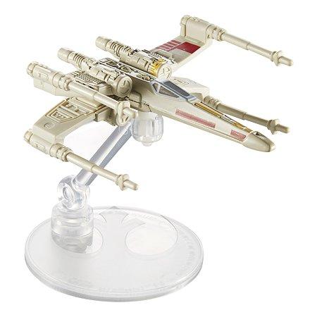 Звездолет Hot Wheels Star Wars X-wing Красный DXX53