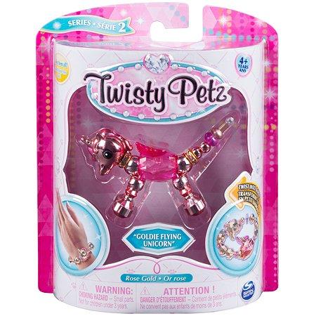 Набор Twisty Petz Фигурка-трансформер для создания браслетов Goldie Unicorn 6044770/20108103