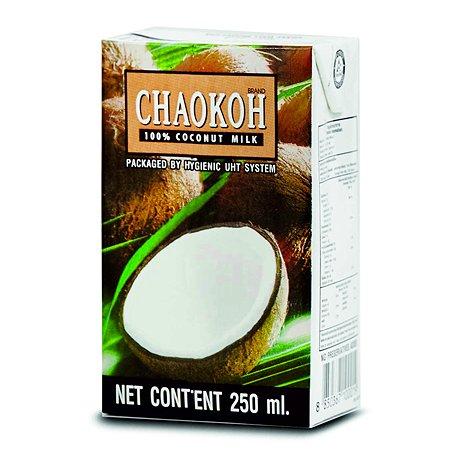 Молоко Chaokoh кокосовое 250мл