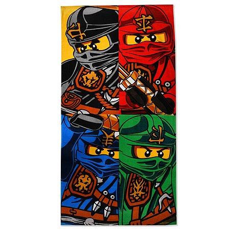 Полотенце LEGO Ninjago Team LEG606