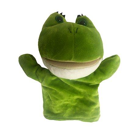 Игрушка на руку YIWU ZHOUSIMA Лягушка 00192019-1