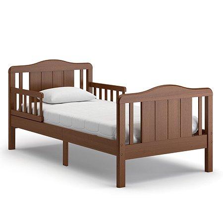 Кровать подростковая Nuovita Volo Темный орех