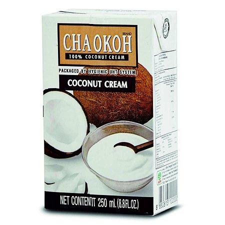 Сливки Chaokoh кокосовые 250мл