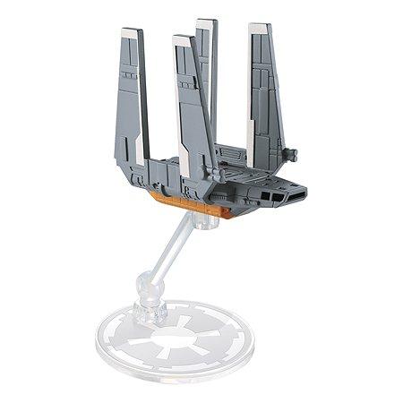 Звездолет Hot Wheels Star Wars Имперский грузовой Корабль DXF00