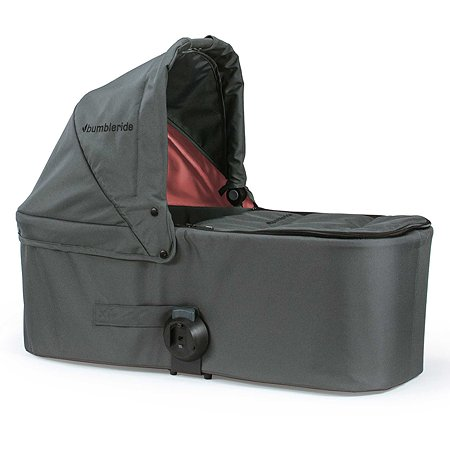 Люлька Bumbleride Bassinet Indie and Speed Dawn Grey Coral
