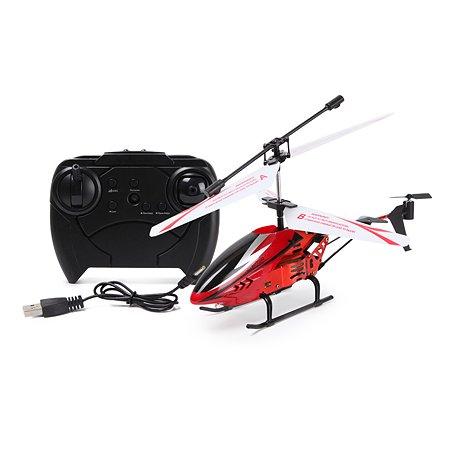 Вертолет Mobicaro Красный 866C-1