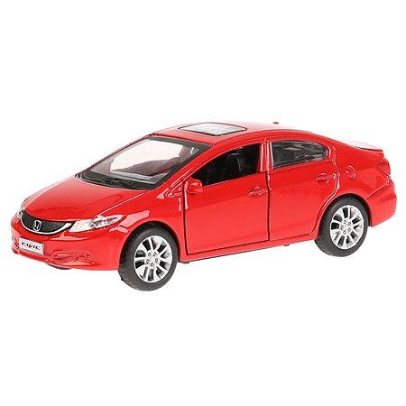 Машина Технопарк Honda Civic инерционная 272307