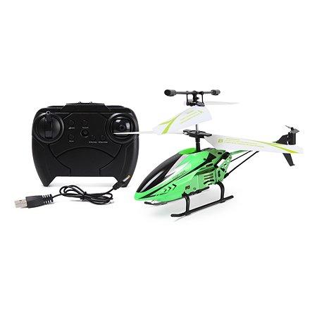 Вертолет Mobicaro Зеленый 866C-2