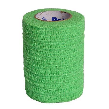 Бандаж для животных PetFlex 7.5см*4.5м Зеленый-неон