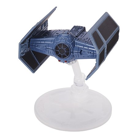 Звездолет Hot Wheels Star Wars TIE-истребитель Дарта Вейдера DXX56