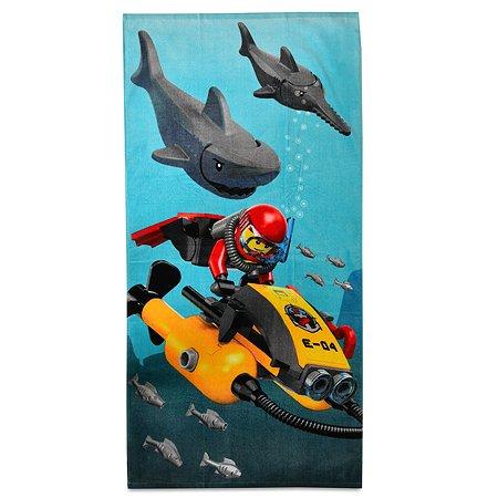Полотенце LEGO Citi Shark 414 LG4SHKT