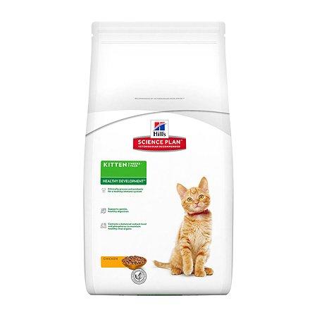Корм сухой для котят HILLS Science Plan Healthy Development 2кг с курицей для гармоничного развития