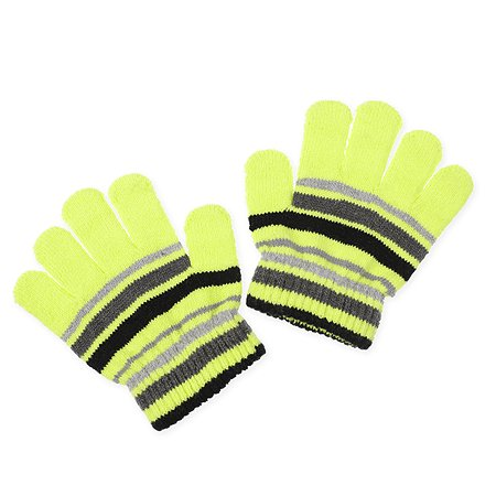 Перчатки PlayToday жёлтые