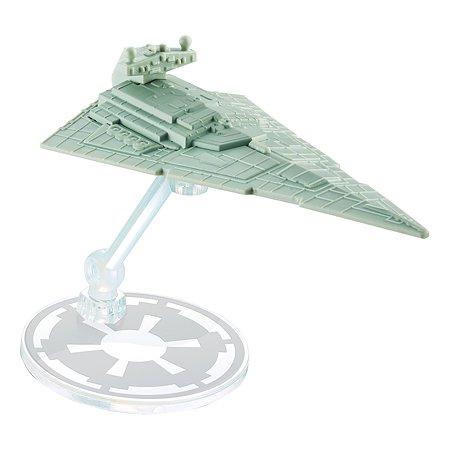Звездолет Hot Wheels Star Wars Звёздный разрушитель DXX57