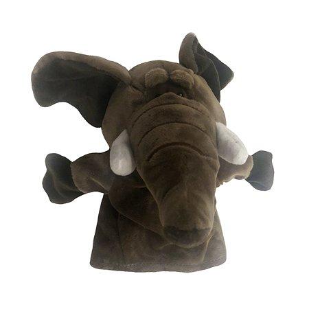 Игрушка на руку YIWU ZHOUSIMA Слон 00192019-5