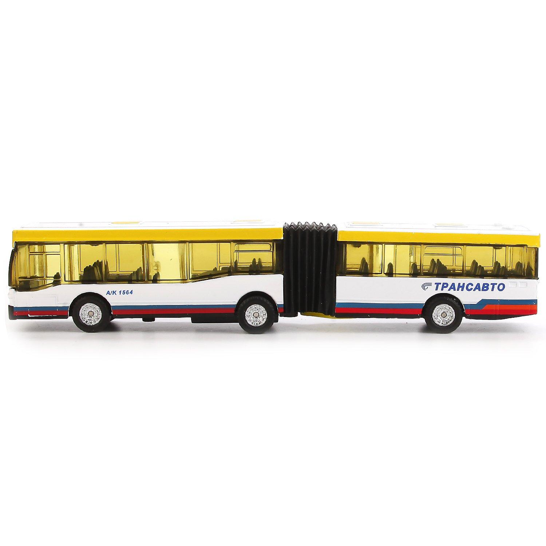 Автобус Технопарк с резиновой гармошкой - купить в ...