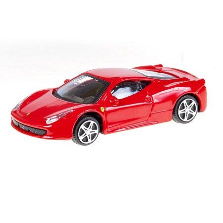 Машинка BBurago 1:43 Ferrari 458 Italia 18-36001(3)