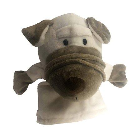 Игрушка на руку YIWU ZHOUSIMA Собака 00192019-6