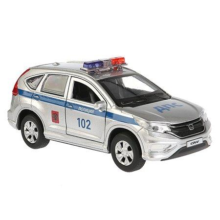 Машина Технопарк Honda CRV Полиция инерционная 272309