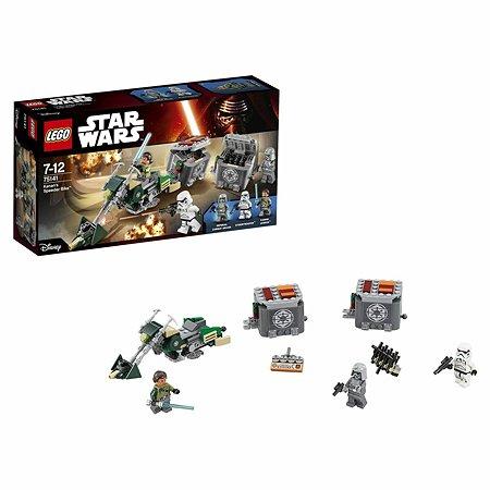 Конструктор LEGO Star Wars TM Скоростной спидер Кэнана™ (75141)