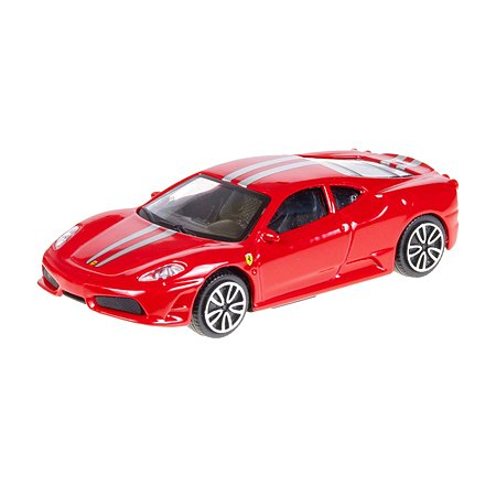 Машинка BBurago 1:43 Ferrari 430 Scuderia 18-36001(4)