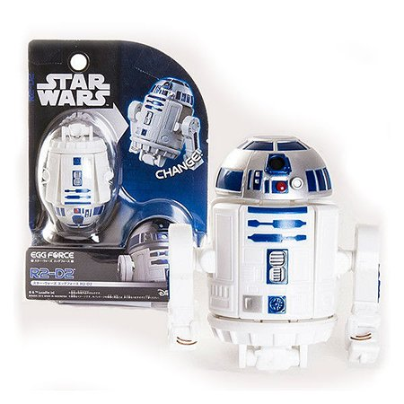 Яйцо-трансформер Bandai Star Wars R2-D2