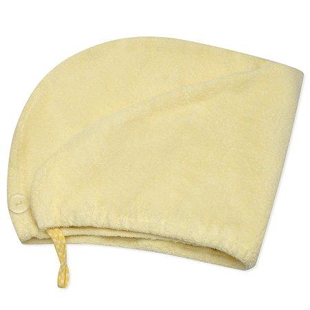 Полотенце-чалма Pecorella желтый