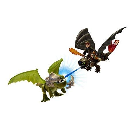 Набор Dragons Беззубик и Иккинг против дракона 66599