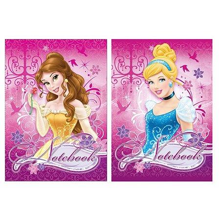 Блокнот 48л Академия Холдинг Princess