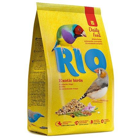 Корм для экзотических птиц RIO основной 1кг 41551